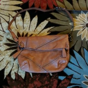 Chinese Laundry fold over crossbody